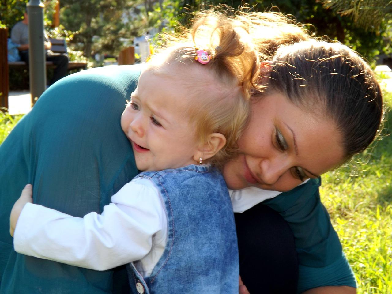 Jak pomáhat dětem zvládat jejich emoce.