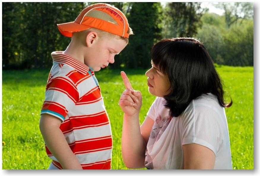 Jak se domluvit s dětmi