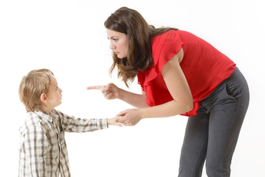 Výchova dětí súctou av dobrém